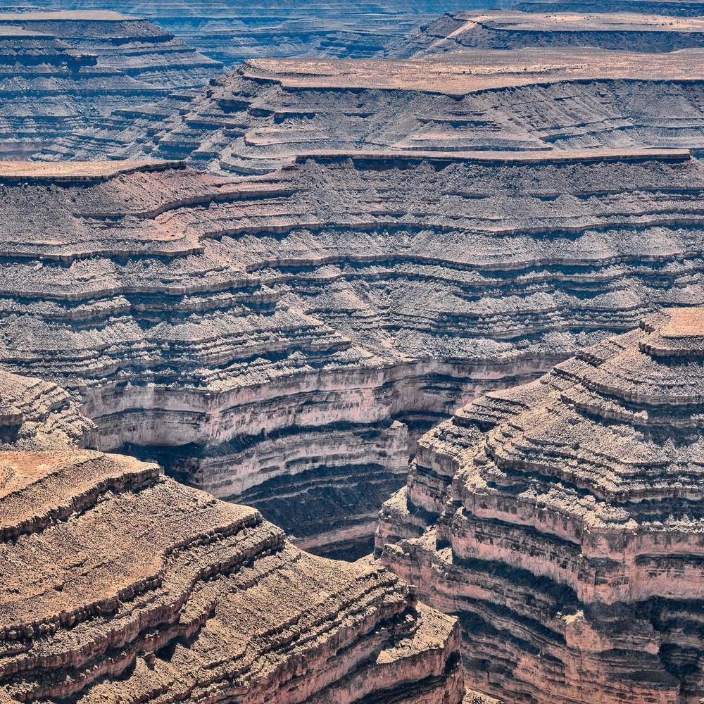 Goosenecks of the San Juan   Bears Ears Country