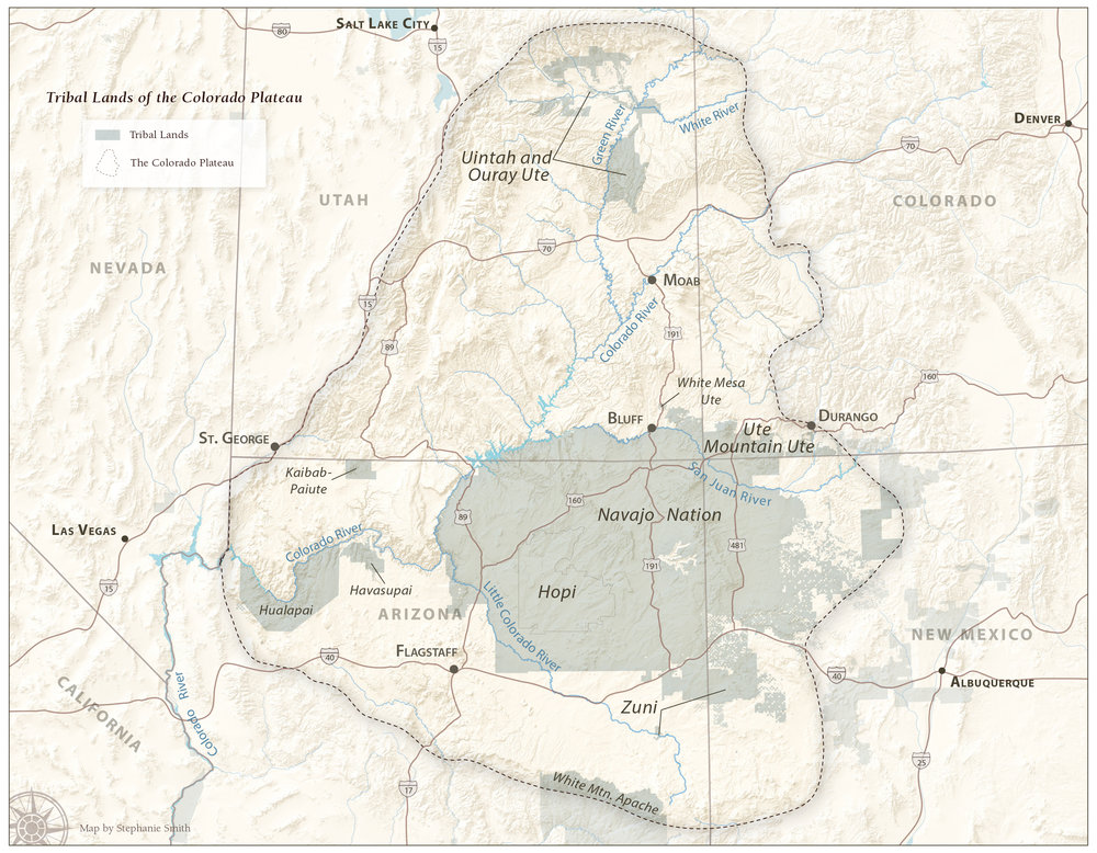 Tribal Lands on the Colorado Plateau