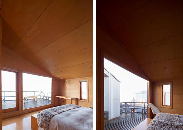 4. Habitaciones / Rooms - © Federico Cairoli