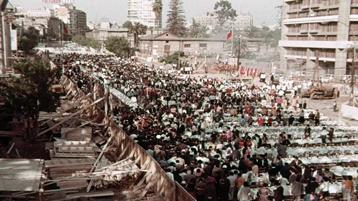 1. Tijerales, celebración del término de la obra gruesa de UNCTAD.