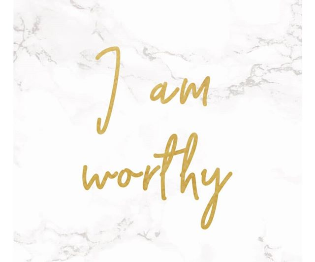 yes, you are worthy & don't ever forget that ❤ . . #youare #worthy #midweek #dontforget #motivation #beyou #loveyou #findyou #naturallyyou . . 📷pc: @elysesantilli