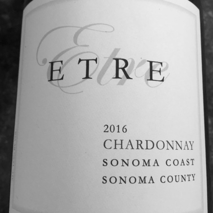 Etre Chardonnay - Unoaked Durell Vineyard