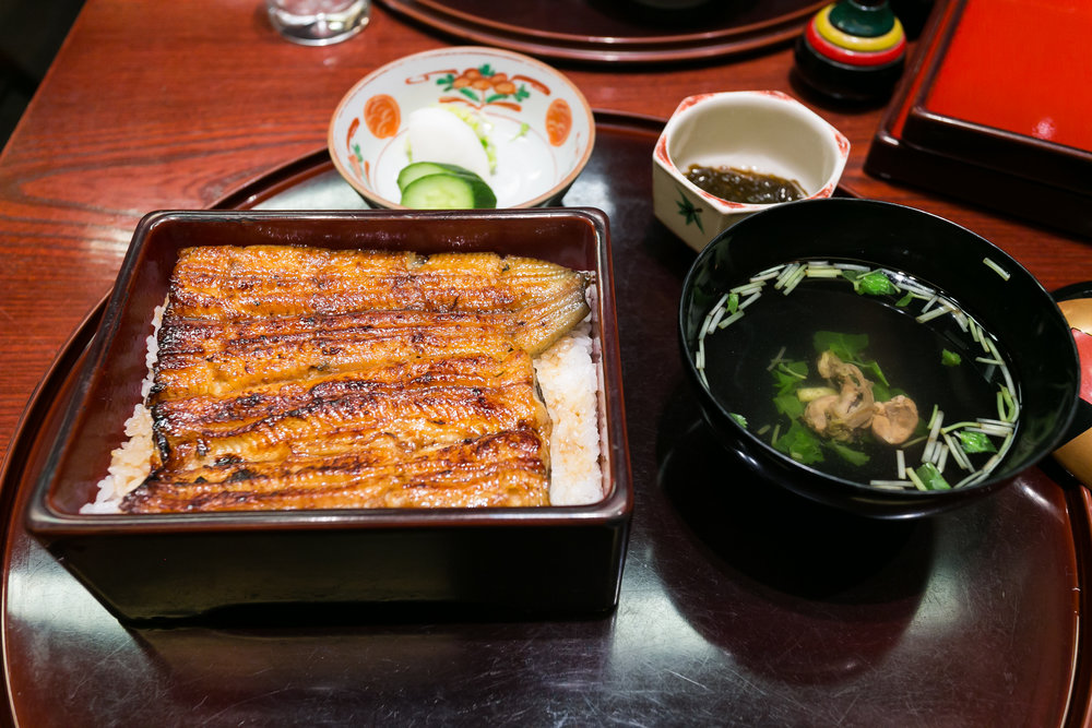 Unagi served on a bed of rice in Yokohama. ( Photo: City Foodsters / Flickr )