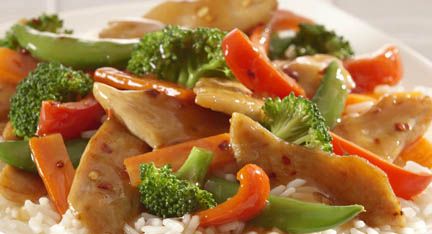 Beer:30 Garlic Jelly Vegetable Stir-Fry