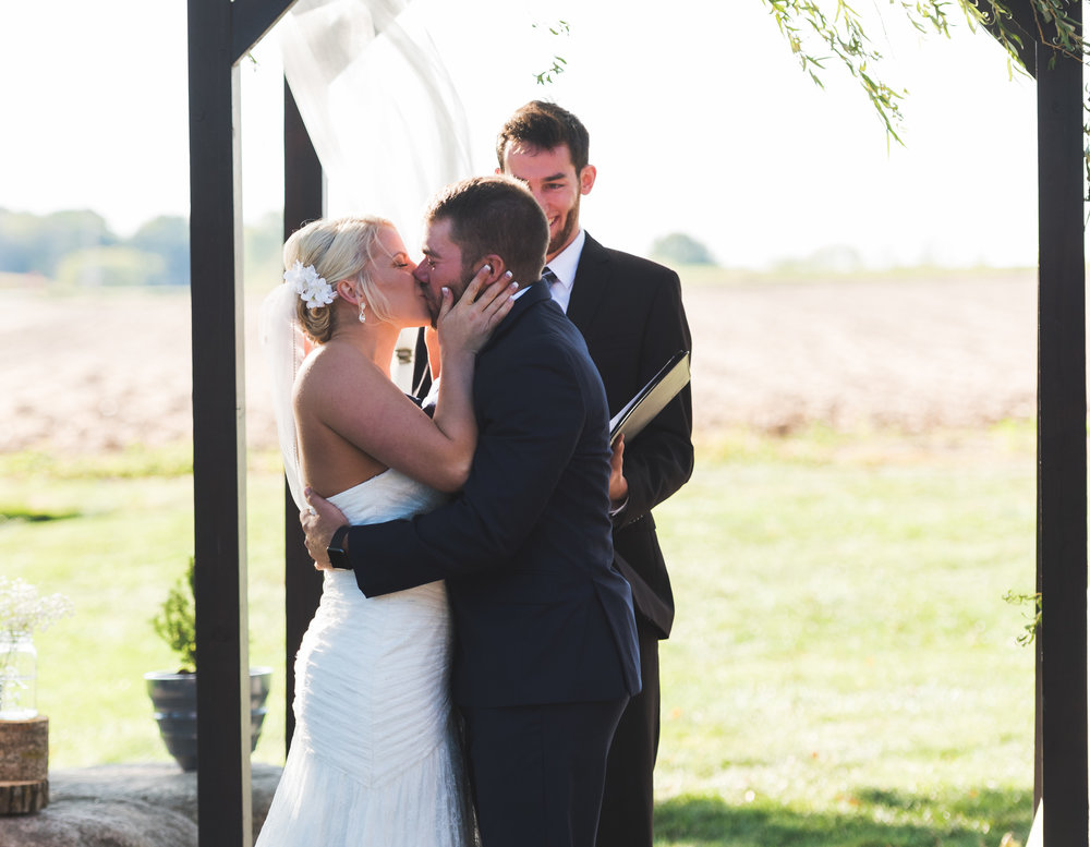 Ryan & Macy's Wedding | North Dakota Wedding Photography | Chelsea Joy Photography