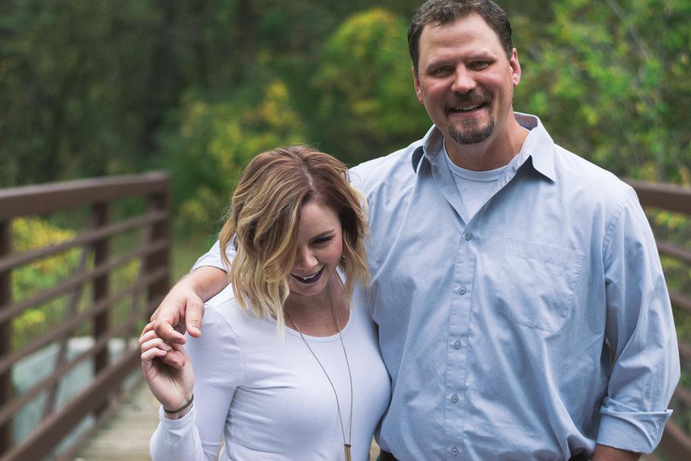 Buffalo River State Park couples photos - Chelsea Joy Photography