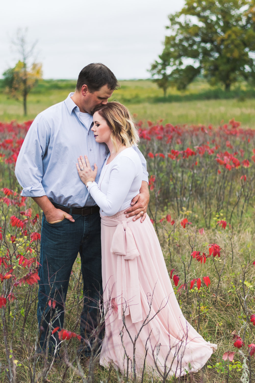 North Dakota anniversary photos - Chelsea Joy Photography