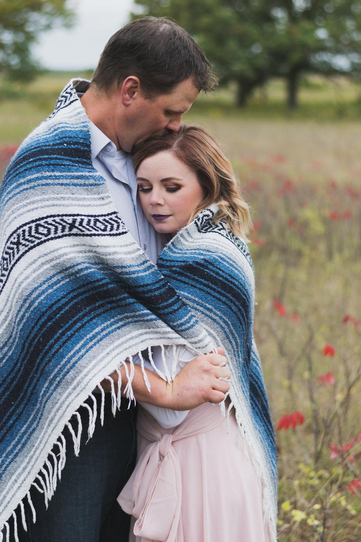 North Dakota couples photos - Chelsea Joy Photography