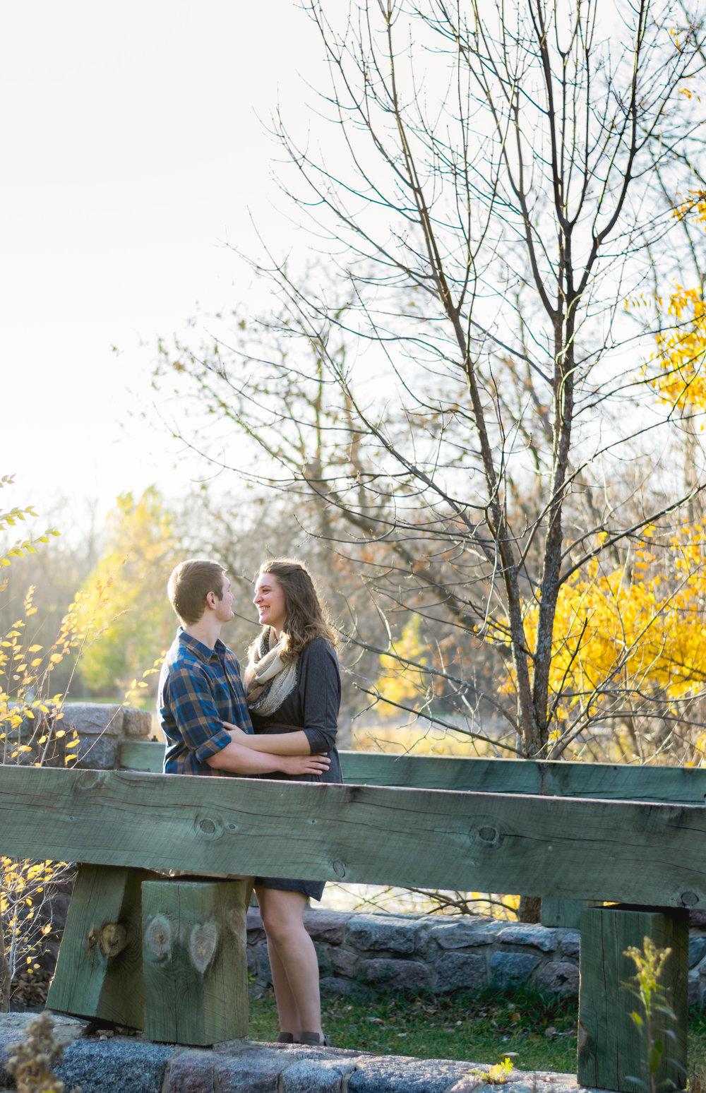 Fargo, ND Engagement Photographer | Chelsea Joy Photography