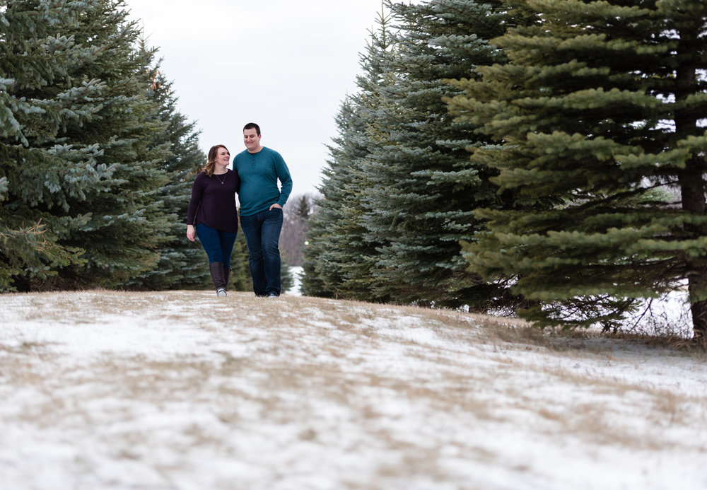 Fargo Engagement Photographer | Chelsea Joy Photography