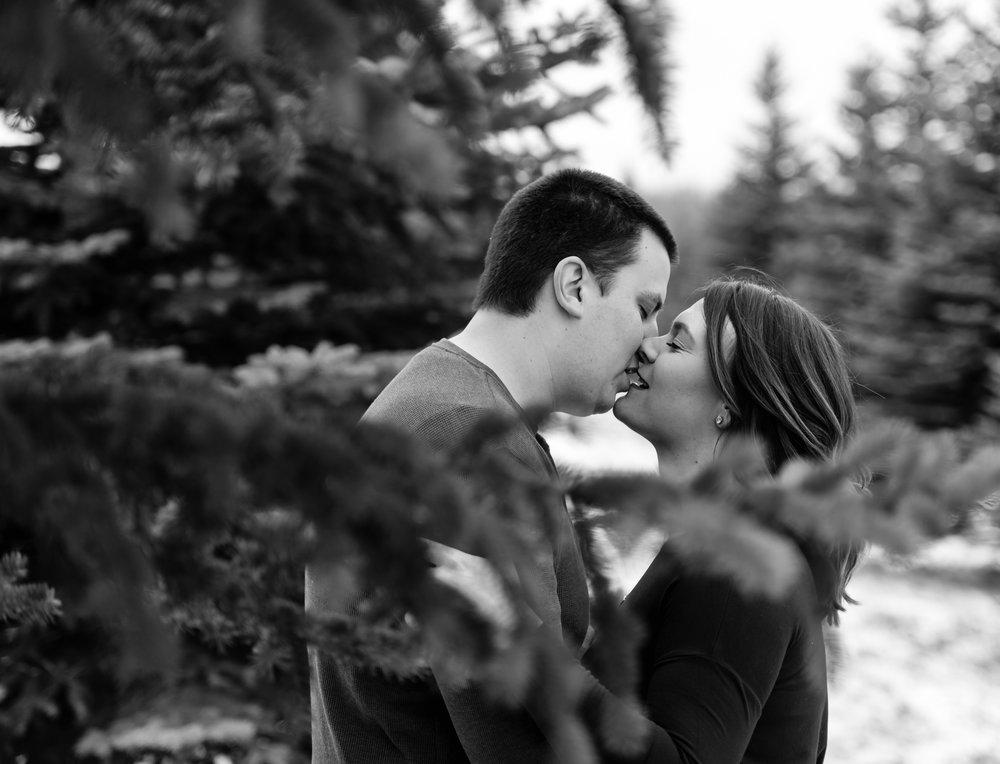 North Dakota Engagement Photographer | Chelsea Joy Photography
