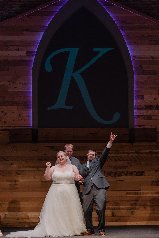 Sanctuary Events Center Wedding by Chelsea Joy Photography | Fargo, ND Wedding Photography