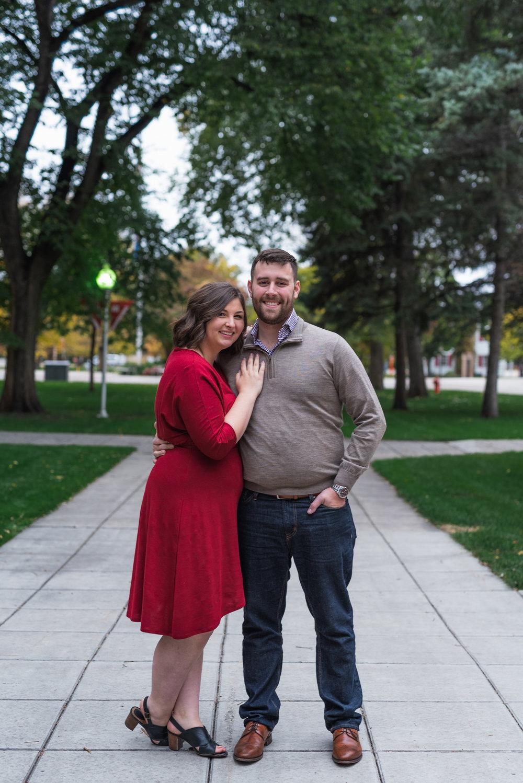 Fargo-Moorhead Engagement Photos | Chelsea Joy Photography