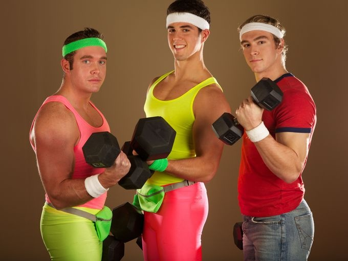 18 Best Images About 80s Workout Costumes On