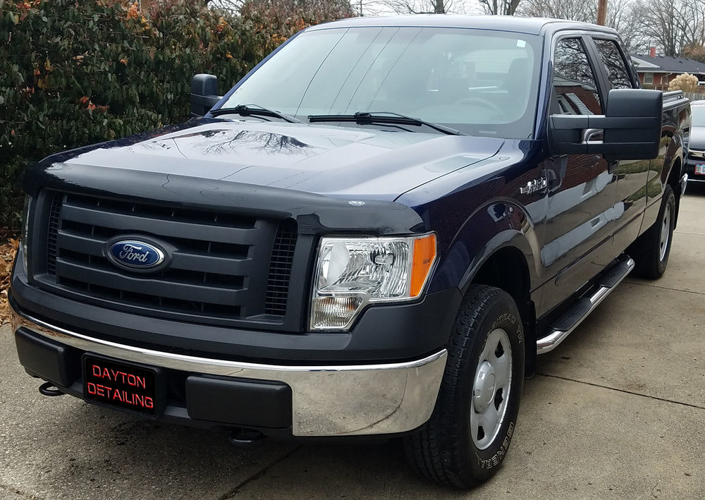 2009 Ford F150 - Services Received:  +Sell Your Vehicle Package