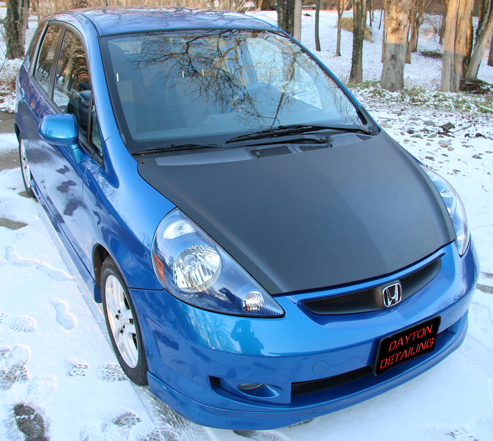 2008 Honda Fit - Services Received:  +Sell Your Vehicle Package
