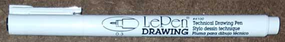Le Pen Drawing Pen by Uchida