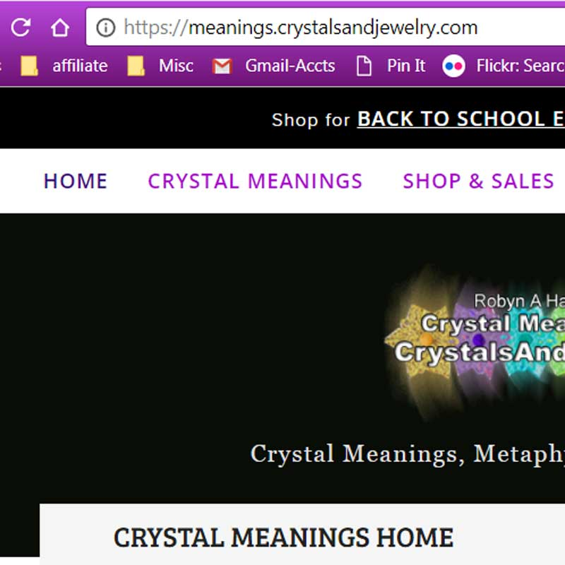 Meanings.crystalsandjewelry.com now all SSL secure