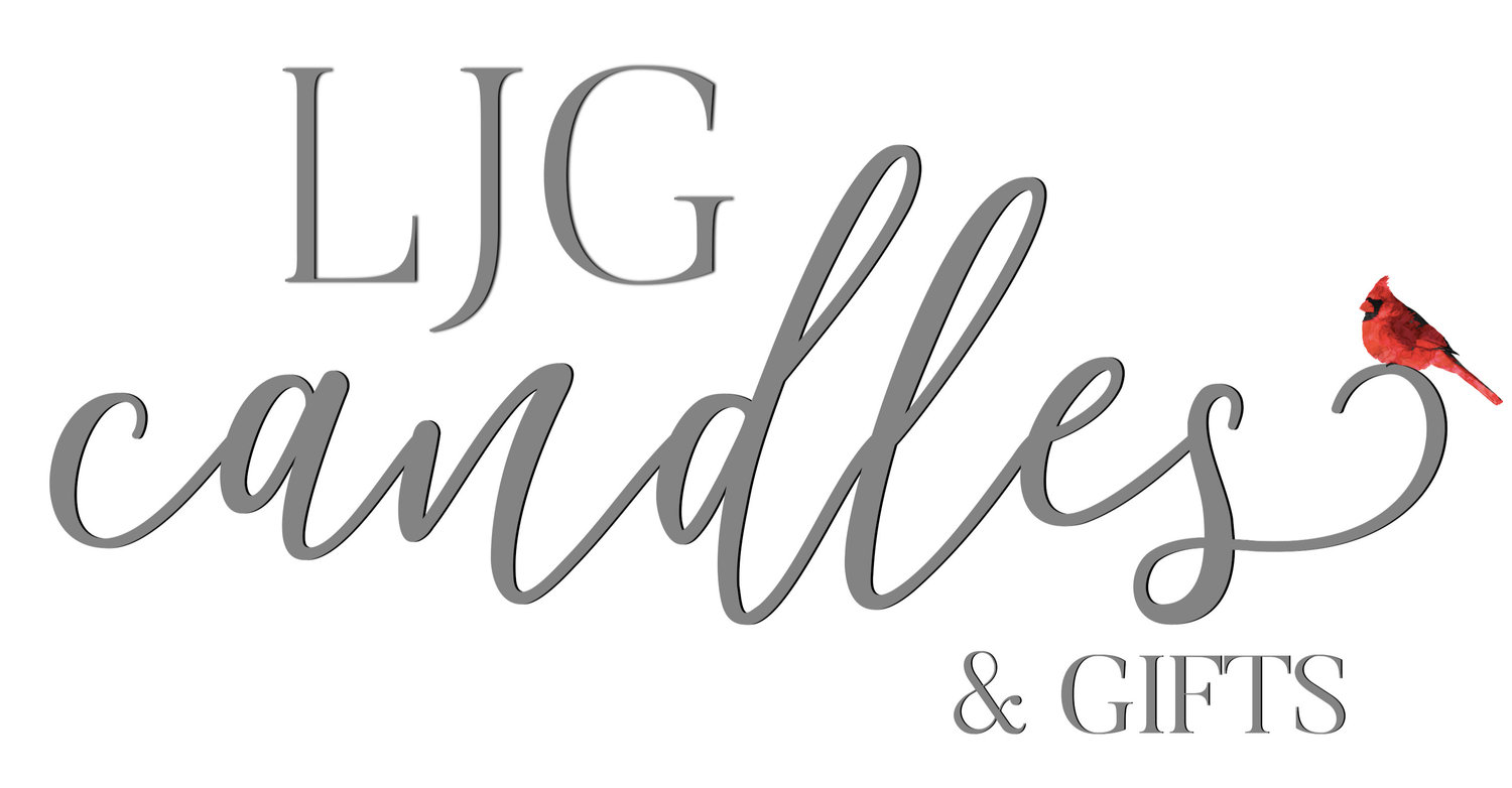 LJG Candles | Personalized Memorial Candles and Unique Sympathy Gifts