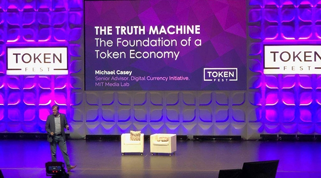 Tokenfest 2018, San Francisco, Keynote (*)