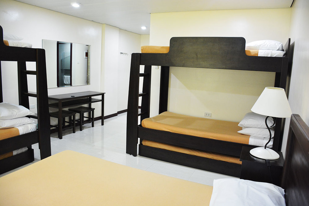 BETHEL - Single | 5200Double | 3200Triple | 2525Quad | 2200Quin | 20006-8 Persons | 1875Room Capacity: 8Room Amenities: Aircon | Towels | 3 Buffet Meals