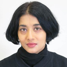 A/Prof Lata JayaramMBChB FRACP PhD - Respiratory & Sleep Disorders PhysicianA/Prof Lata Jayaram is a Respiratory and Sleep Medicine Physician.  She completed her medical and specialist training in New Zealand.  She then undertook a clinical research fellowship at McMaster University, Canada, focusing on the measurement of airway inflammation and its clinical application.  Lata returned to Australia and completed her training in Sleep Medicine at the Adelaide Institute of Sleep Health and her PhD in asthma and airway inflammation.  She currently practices at Western Health, North West Academic Centre and with the Sleep and Respiratory Group.