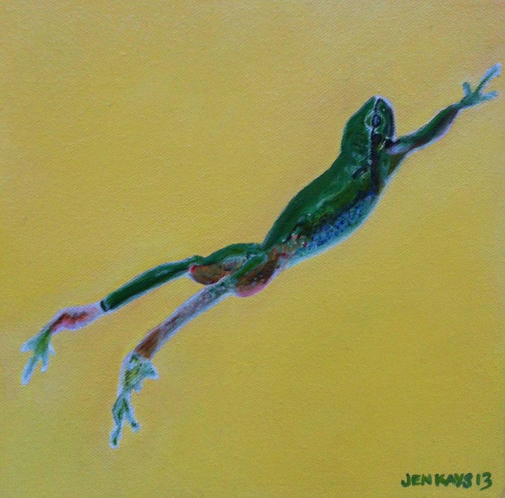 The ascent of Emily T Joy