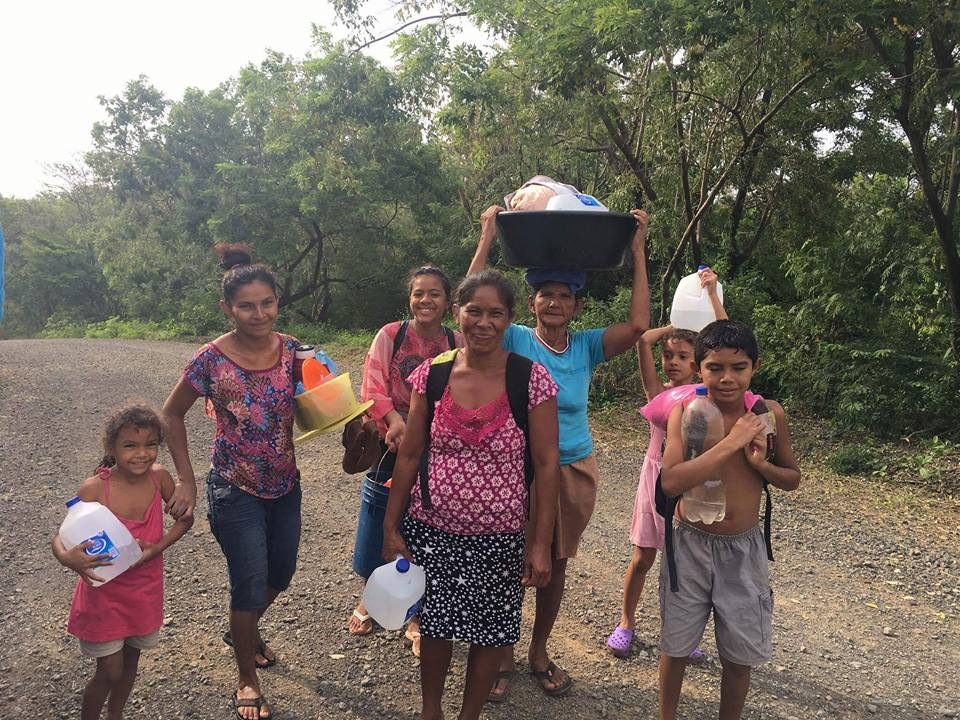 Tropical Storm Nate Relief Nicaragua group.jpg