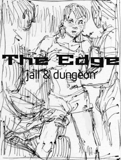 The Edge jail & dungeon