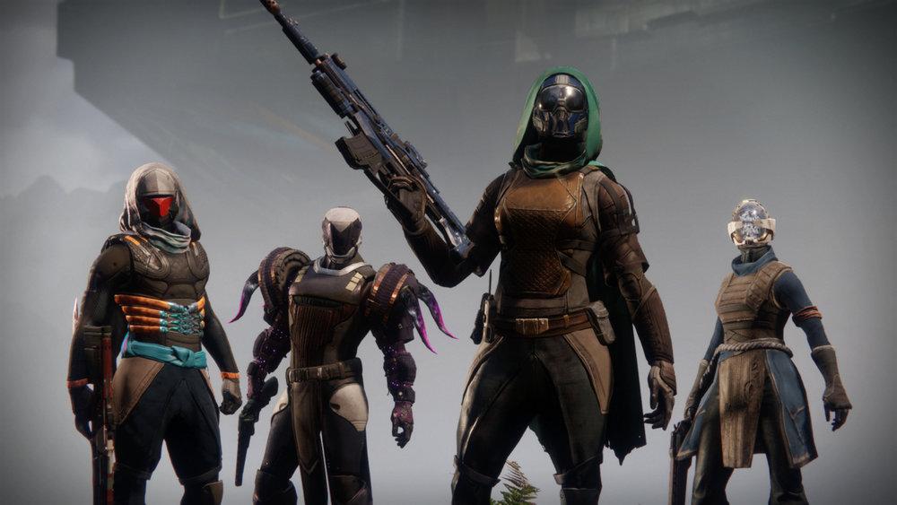 Destiny 2 — Analog Stick Gaming