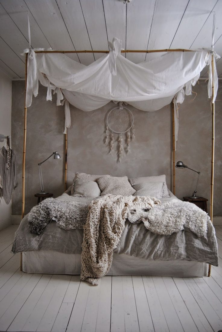 Dreamy. - Boho Bedrooms.