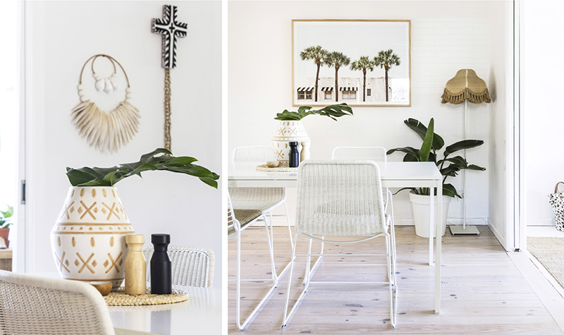 What would call your Interior design style? - We call it 'Relaxed Bohemia'.