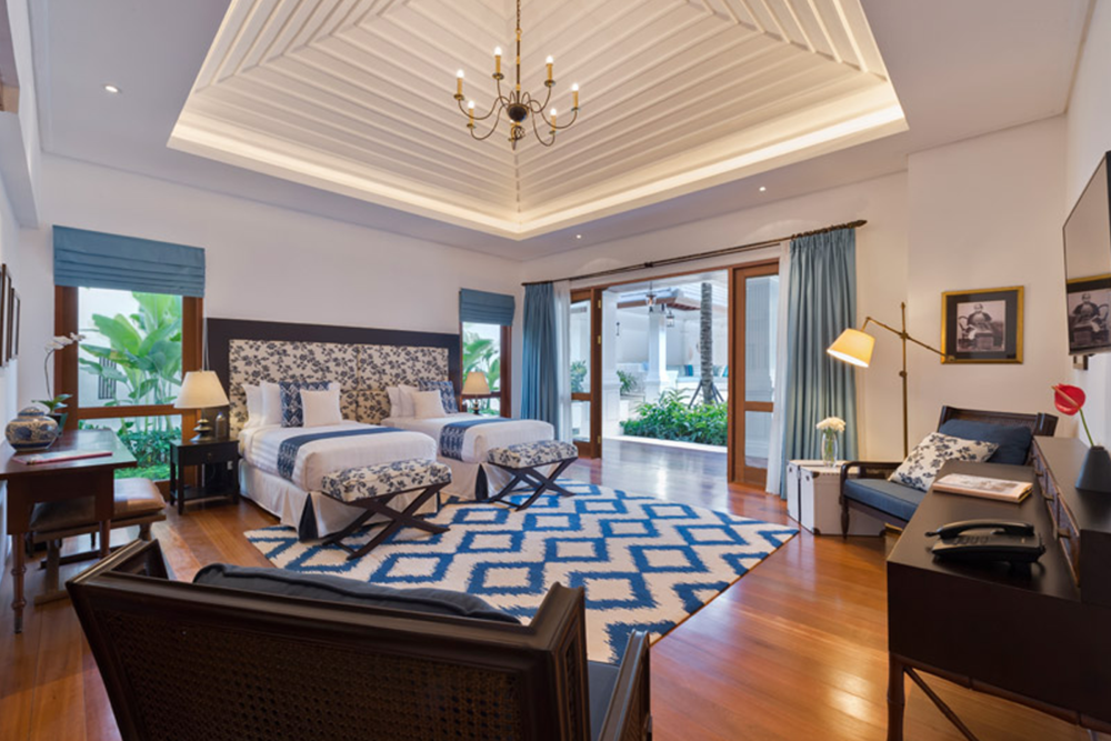 Luxury TWIN Bedrooms - Spacious Twin Bedroom  Suites with Private Ensuites