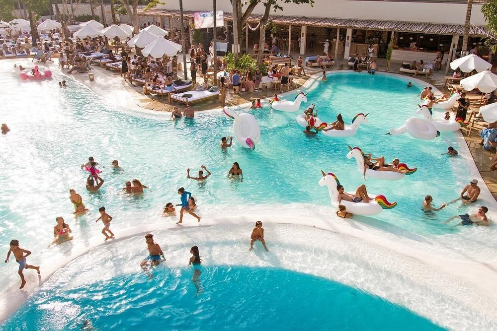 Resort Relaxation - The 3 R's
