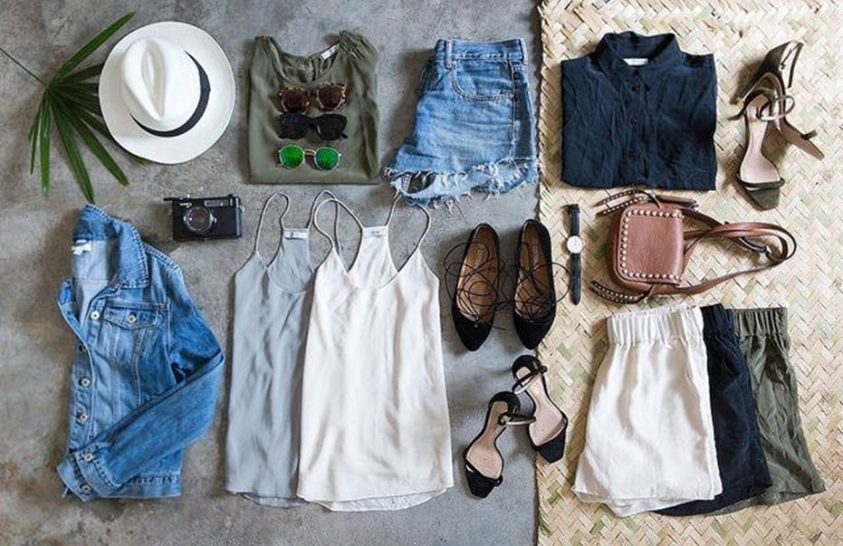 The essentials - pieces that mix and match