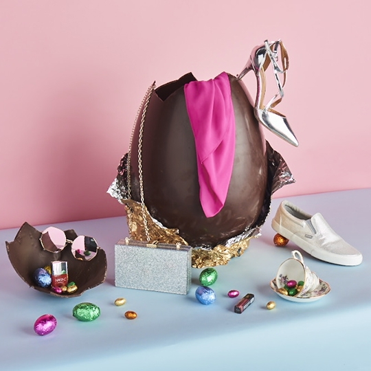 Our first stores are about to crack open! We're choc-full of fashion, homewares & accessories. #HappyEaster