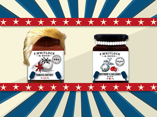 It's the saucy debate you've all been waiting for. Are you with Beetroot & Balsamic or will Tomato Chutney make condiments great again?