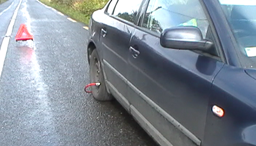 Be Safe on the Road - The edge of a road with no verge is no place to be looking after a slow-puncture tyre.Stay in your car whilst the Tyre2Tyre Balancer transfers air from your spare (or another tyre), and then move to a safe place to sort out the tyre without the stress of cars bearing down on you!