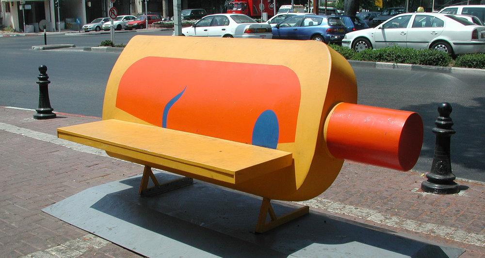 Custom bench -