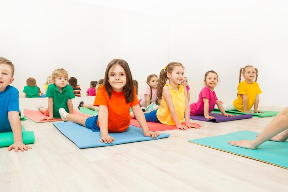 Try Kids Yoga Classes in Blackburn at Studio Torus