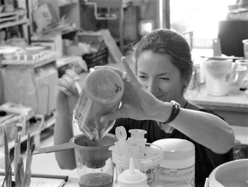 Glaze making