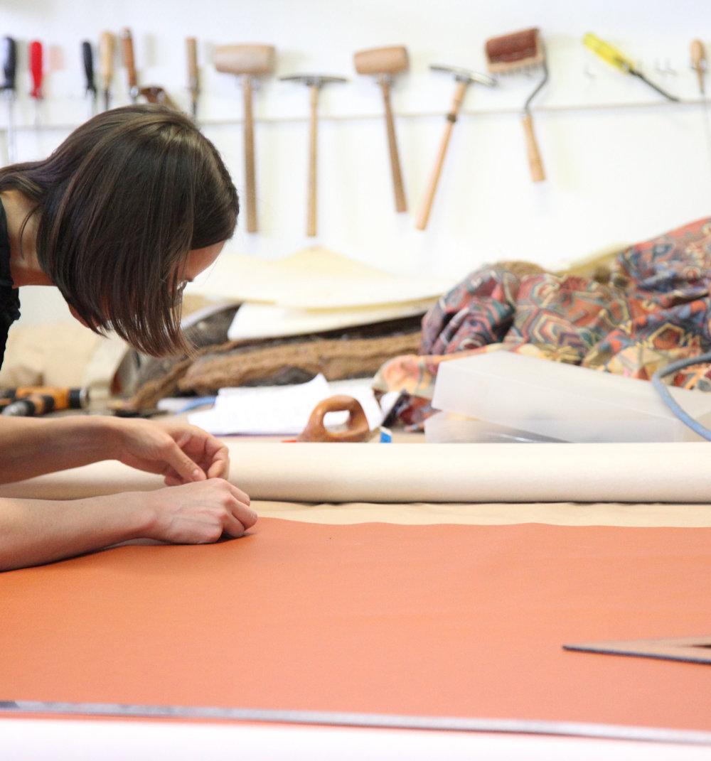 Vous êtes artisan tapissier ? -