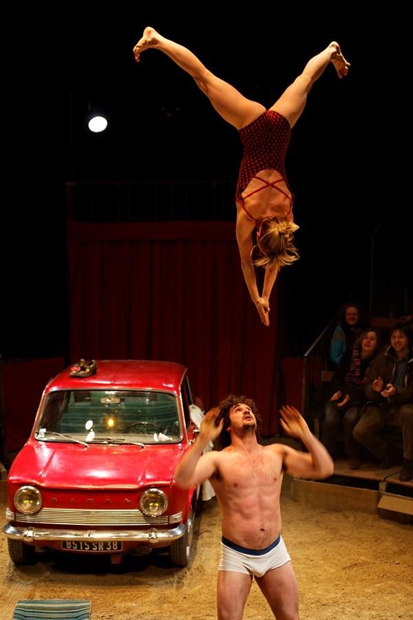 """""""Pour le meilleur et pour le pire """" by Cirque Aïtal"""