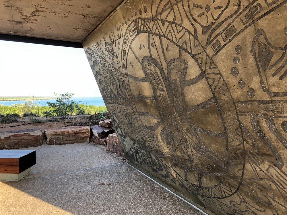 Frederick Street Lookout Community Art Project