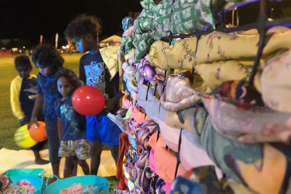 Community Art at Broome Reconciliation Festival