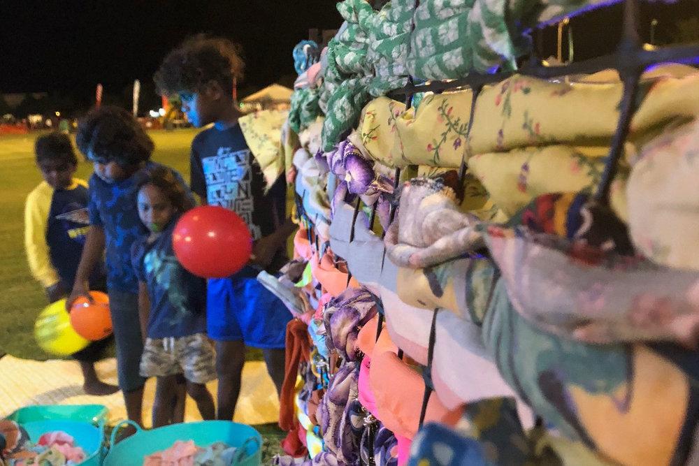 Community Art at Broome Reconciliation Festival