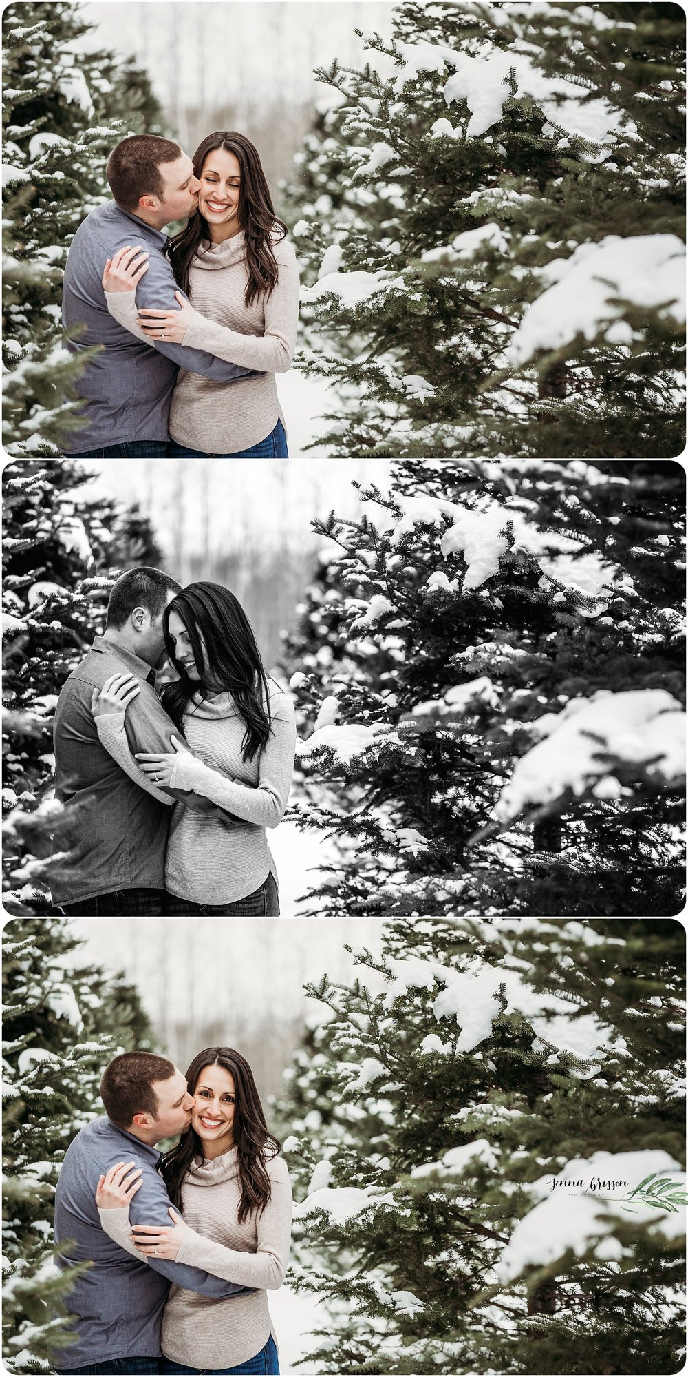 New England Engagement Photos