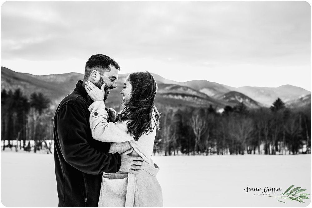 Vermont Wedding Photographer Candid Romantic - Jenna Brisson Photography
