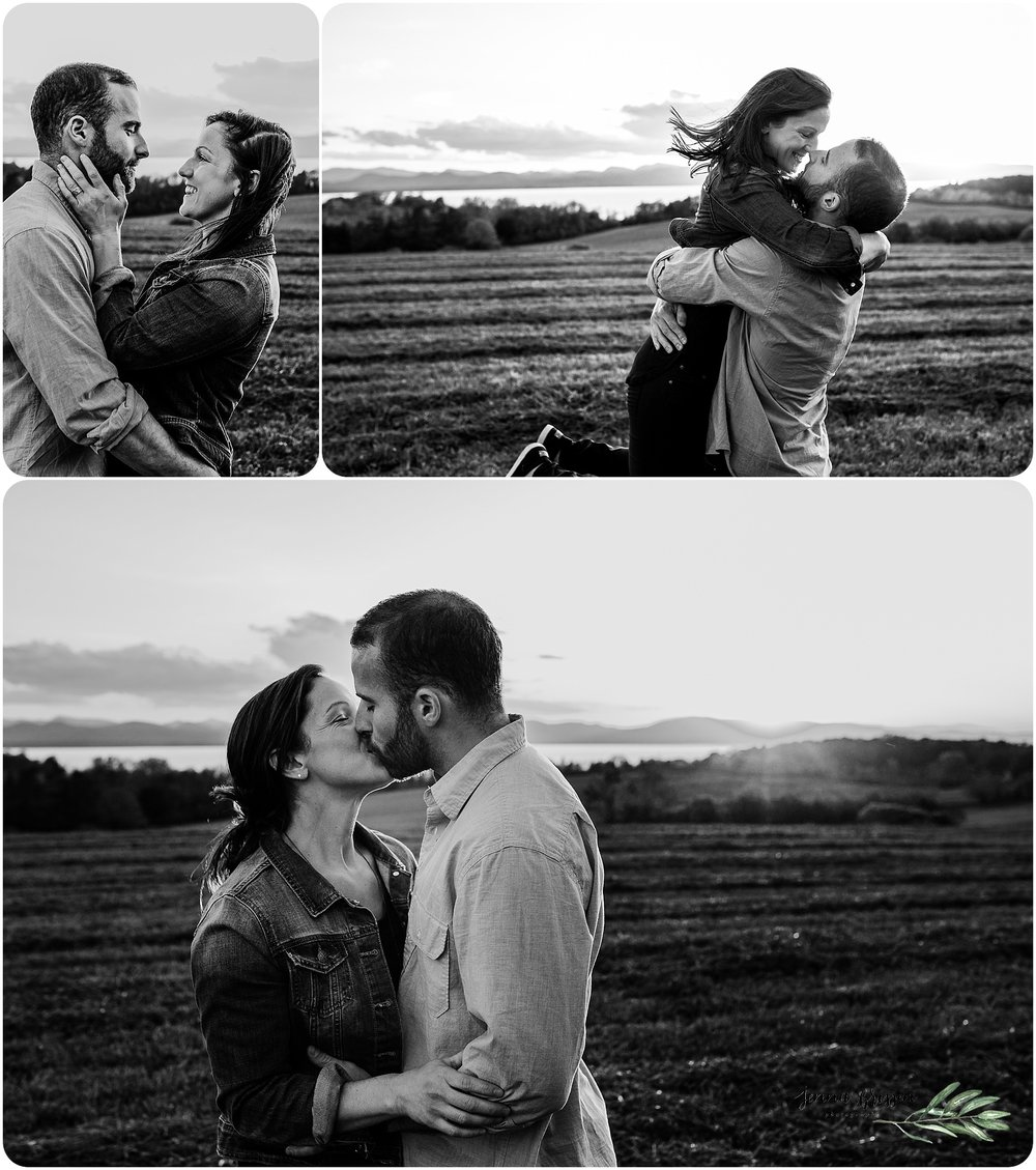 Shelburne Farms Engagement 5 - Jenna Brisson Photography