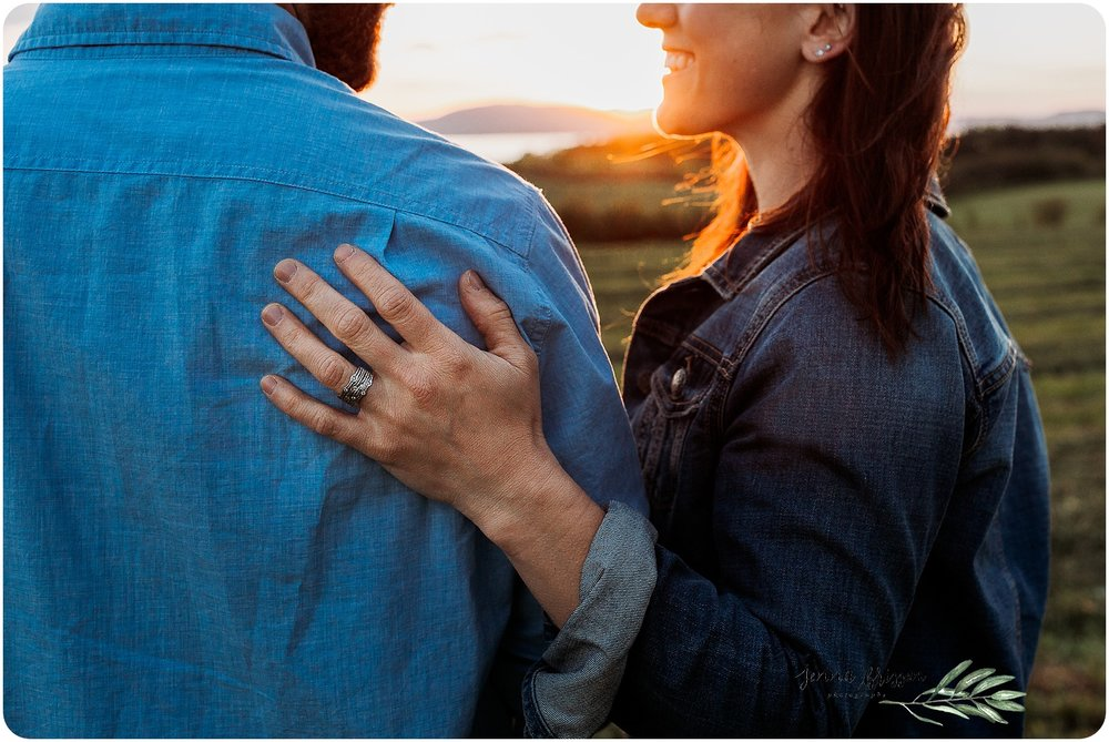 Shelburne Farms Vermont Engagement Session 1 - Jenna Brisson Photography